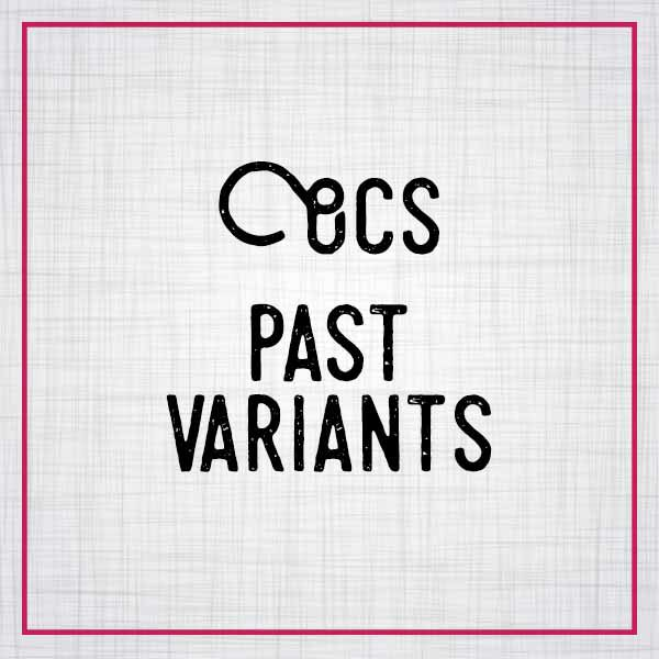 OCS - Past Variants, Suggested Solutions, Marking Guides & Examiner Reports